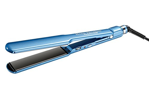"BaByliss PRO Hair Straightener 1.5"" Nano Titanium Ceramic Flat Iron Ultra Thin - 31A3pl7EdiL - BaByliss PRO Hair Straightener 1.5″ Nano Titanium Ceramic Flat Iron Ultra Thin"