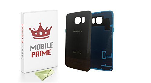 Samsung Galaxy S6 Replacement Rear Back Glass Back Cover - MOBILEPRIME (Blue)