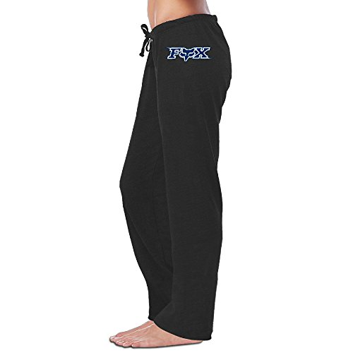 LowkeyNr1 Women's Custom Fox Racing Sweatpants Black (Customized Sweatpants compare prices)