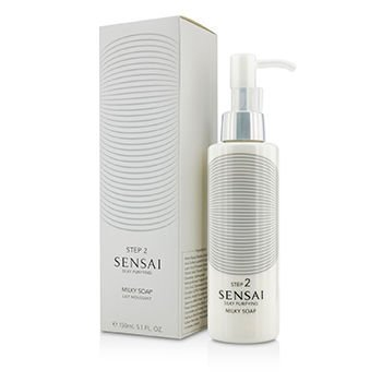 Kanebo Sensai Purifying Milky Soap Step 2, Silky 150 ml by ()