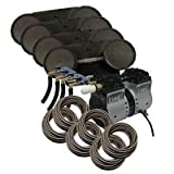 EasyPro 3/4 HP Sentinel Rocking Piston Deluxe Systems PA86D Includes, Cabinet, Tubing and Diffusers