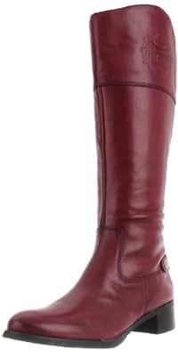 Etienne Aigner Women's Chip Riding Boot,Cabernet Sauvignon,6.5 M US