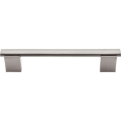 [Top Knobs M1081 Bar Pulls Collection 5.0625 Inch Wellington Bar Cabinet Pull, Brushed Satin Nickel Finish] (Wellington Bar Pull)