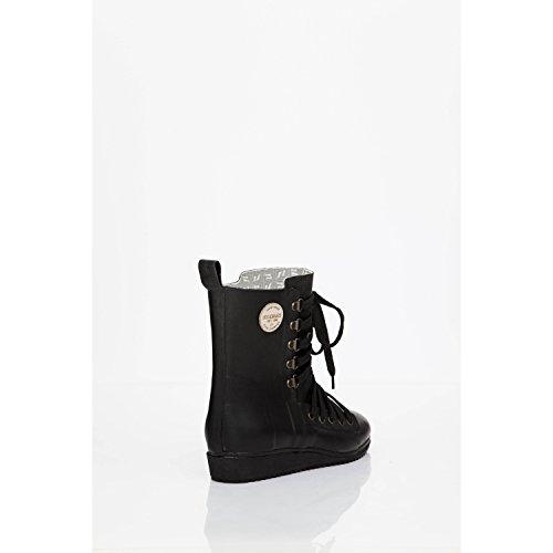 Nokian Footwear by Julia Lundsten - Wellington boots -Lace Up- (Originals) [LU120] Black zkXSnq9