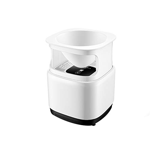 LEERYAAY Nobico J009A 3-Layer Filtering Negative Ion Air Purifier with Flowerpot