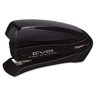 Evo Stapler, 15-Sheet Capacity, Black, Sold as 1 Each