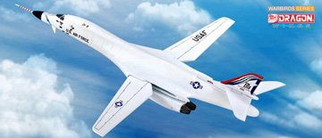 B-1b Lancer Bomber (Dragon Models 1/400 USAF B-1B Lancer Test Program)