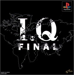 I.Q FINAL [PlayStation]