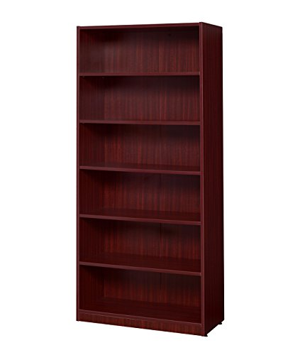 - Regency Legacy 71-inch High Bookcase- Mahogany