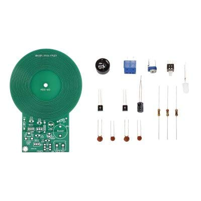 RanDal Detector De Metales Diy Kit - Mar Luz Verde