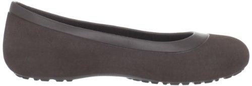 Mujeres planos Mammoth Espresso Zapatos Crocs Espresso 8wOdqOB