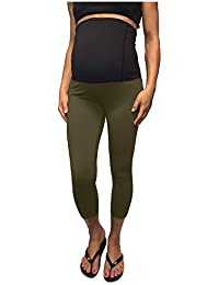 Women's Maternity Active Capri Pant