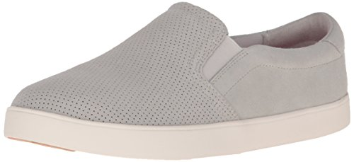 Slip On Shoes Women - Dr. Scholl's Shoes Women's Madison Fashion Sneaker, Bone Perforated, 8.5 M US