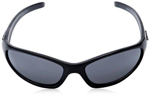 Eyelevel INTRUDER Lunettes Soleil Noir de Silver Homme Black 88qfr