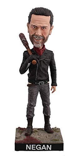 Royal Bobbles The Walking Dead Negan Bobblehead, Collectible Bobblehead Figurine -