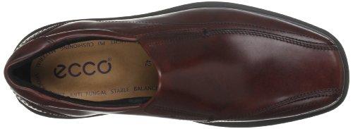 Ecco ECCO HELSINKI 50134 - Zapatos clásicos de cuero para hombre Naranja - Rust