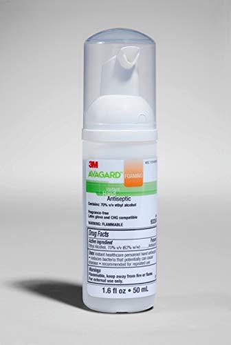 Fragrance Free Intensifier - 3M Avagard Foaming Instant Hand Antiseptic (70% v/v Ethyl Alcohol) 9320A
