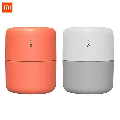 - JIAIIO Xiaomi VH 420ml USB Desktop Humidifier Large Volume Silent Smart Touch-Switch Mini Air Purifier Diffuser Moistener