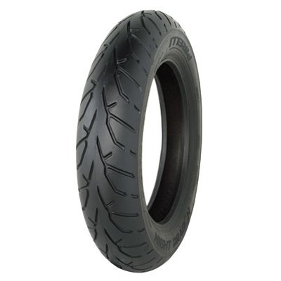 100/90-19 (57H) Pirelli Night Dragon Front Motorcycle Tire for Harley-Davidson Sportster 883 Iron XL883N (ABS) 2014-2016 (Best Tires For Harley Sportster)