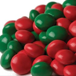 as Gourmet Chocolate Mints, Red & Green (1.5Lb) (After Dinner Candy)