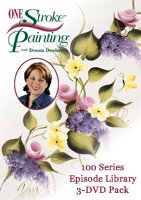 Cp100 Series (Donna Dewberry One Stroke Painting - 100 Series Library Set)