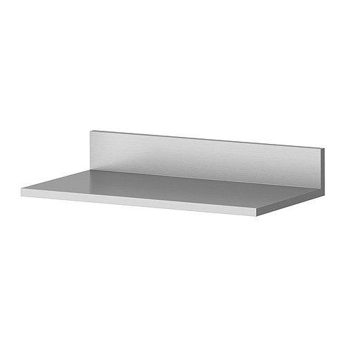 staff stainless steel wall shelf