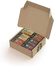Starbucks Coffee K-Cup Variety Pack, Light, Medium and Dark Roast Coffees, Single Serve Keurig Certified Recyc