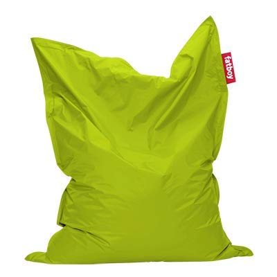 Fatboy® Original Puf Bean Bag en Nailon | Lime Green/Verde ...