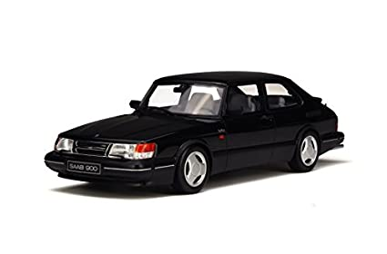 Saab 900 Turbo Phase 1, black, 0, Model Car, Ready-made