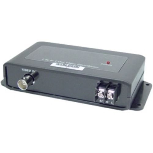 Speco VIDDIST 1 in/4 Out Video Distribution Amplifier 1 Input to 4 Output Video Bnc ()