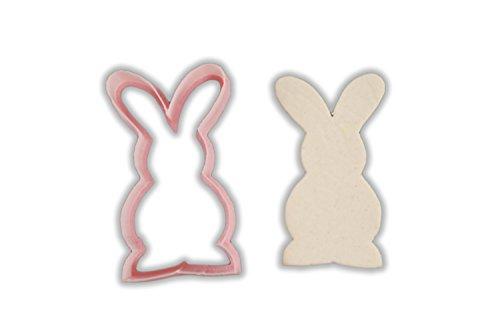 mini bunny cookie cutter - 9