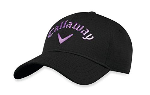Callaway Golf 2018 Women's Liquid Metal Adjustable Hat, Black/ - Women For Hats Callaway Golf