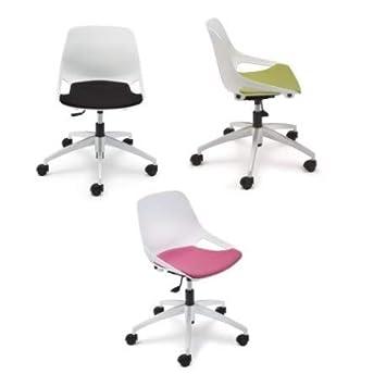 LUYANDO sillas de Trabajo giratoria spo166001-DESKandSIT-: Amazon.es ...
