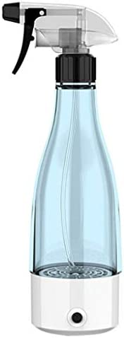 次亜塩素酸水生成器 次亜塩素酸水 生成器 家庭用 300mL 99%除菌 水と塩 家庭でワンタッチに生成 スプレー 噴霧器 USB充電 安全無害 操作簡単 ウィルス対策 電解次亜水メーカー