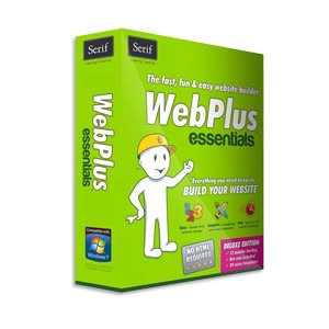 Serif WebPlus Essentials Software by Serif