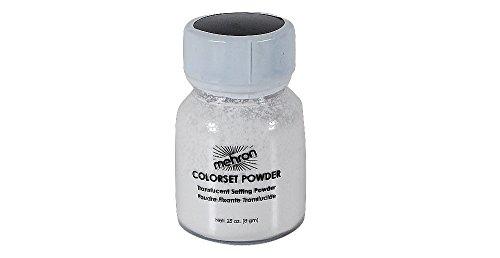 135 (.25 oz.) Mehron Colorset Powder