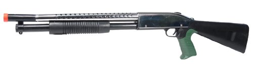 M3-Airsoft-Spring-Powered-Shotgun-with-Free-Pistol