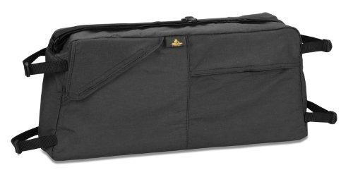 Bestop 54108-15 RoughRider Black Denim Saddle Bag for 92-06 Wrangler by Bestop