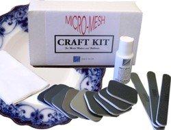 Micro-Mesh Model Polishing ()