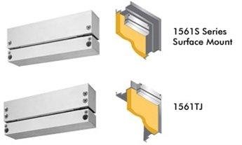 SECURITY DOOR CONTROLS SDC 1561TJVDPS 1561TJ TOP JAM MOUNT 12/24DDC 628 X DPS