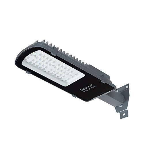 Gebosun 60W LED Outdoor Barn Security Light - 9200LM 6000k Street Floodlight for Security/Area/Yard Lighting(Waterproof IP65) - ETL&DLC Listed (not Solar lamp)