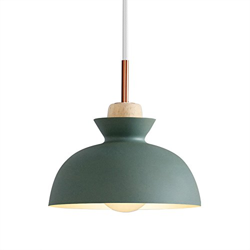 Pendant Light Green Wire in US - 5