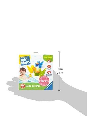 Badespielzeug Ravensburger ministeps Spielzeug 3 Bade-Entchen 04485