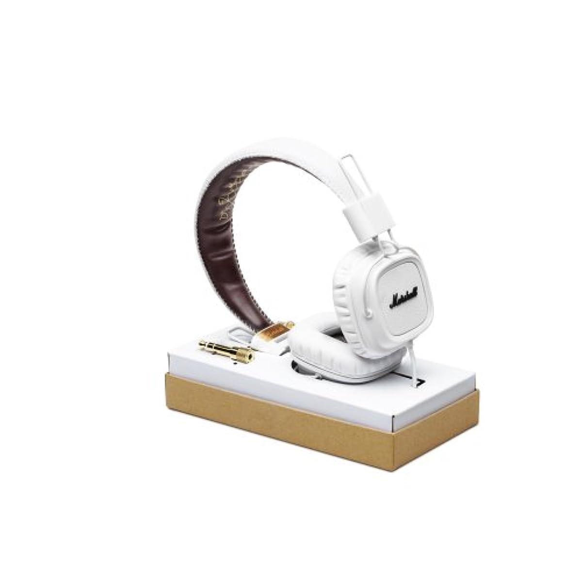 [해외] MARSHALL HEADPHONES 마샬 헤드폰 MAJOR FX 메이저FX  WHITE/화이트  1년건 보증