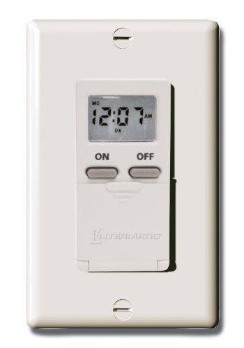 Intermatic EI500LAC Time Switch Light Almond