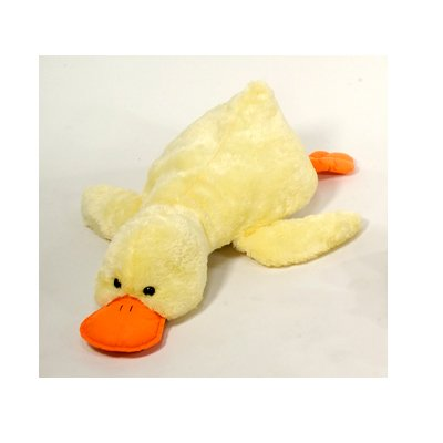 Laydown Duck Soft Plush Stuffed Animal Toy by Fiesta Toys - 24