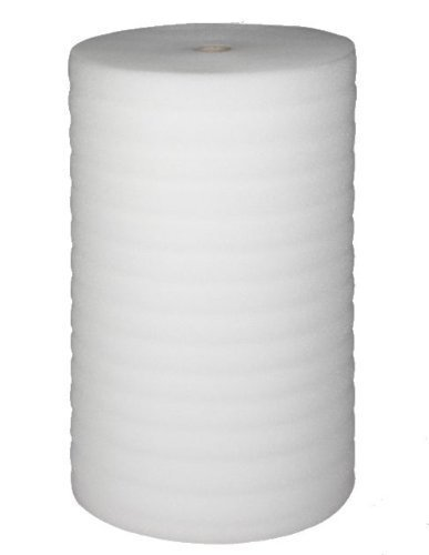 BB-Verpackungen Trittschalldämmung, 50 m², 2 mm - Laminatunterlage Parkettunterlage Dämmunterlage Schallschutz
