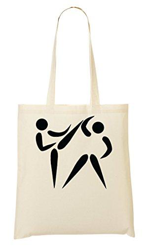 Taekwondo Bolso De Mano Bolsa De La Compra
