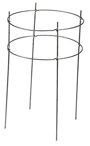 (Fiberglass Innovations PR-3-2 Peony Cage, 2 Pack Metal)