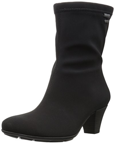 Boot Stretch Womens Brunila Mephisto Mephisto Gt Womens Rain Black xYq6pTq8